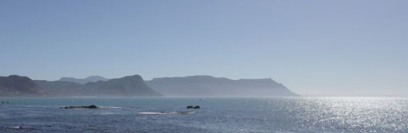 the Simons Town view